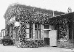 Vorbild um ca. 1925